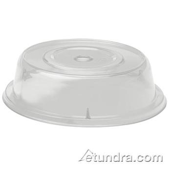 "CAM1202CW152 - Cambro - 1202CW - Camwear® Camcover® Round 12 1/8"" Clear Plate Cover Product Image"