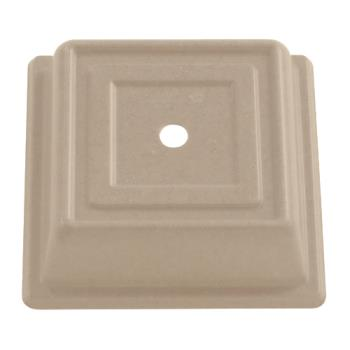 CAM85SFVS101 - Cambro - 85SFVS101 - Versa Camcover® Square 8 5/8 in Parchment Plate Cover Product Image