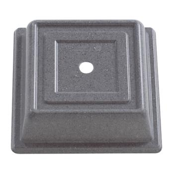 CAM85SFVS191 - Cambro - 85SFVS191 - Versa Camcover® Square 8 5/8 in Gray Plate Cover Product Image