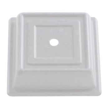CAM85SFVS197 - Cambro - 85SFVS197 - Versa Camcover® Square 8 5/8 in Ivory Plate Cover Product Image