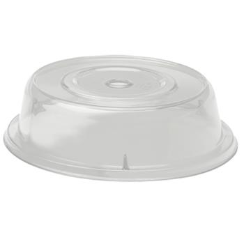 CAM909CW152 - Cambro - 909CW152 - Camwear® Camcover® Round 9 3/4 in Clear Plate Cover Product Image
