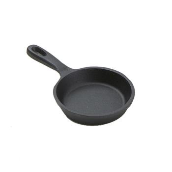 AMMCIS51 - American Metalcraft - CIS51 - 5 in Cast Iron Fry Pan Product Image