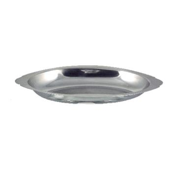 ITWITWII12 - ITI - ITW-I-I-12 - 12 oz Stainless Steel Oval Au-Gratin Product Image