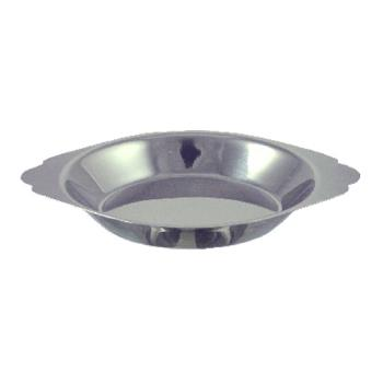ITWITWJ8 - ITI - ITW-J-8 - 8 oz Stainless Steel Round Au-Gratin Product Image
