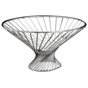 AMMFR12 - American Metalcraft - FR12 - 12 in x 6 in Whirly Basket Product Image