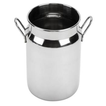AMMMICH15 - American Metalcraft - MICH15 - 15 oz Stainless Steel Milk Can Server Product Image