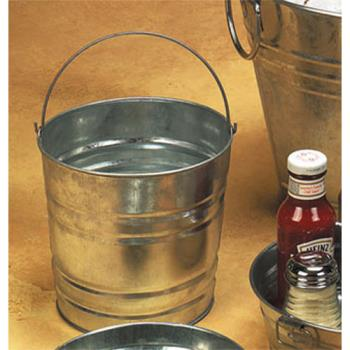 AMMPTUB87 - American Metalcraft - PTUB87 - 8 in x 7 in Galvanized Pail Product Image
