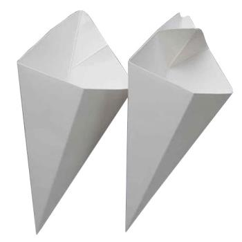 AMMSQFBCN - American Metalcraft - SQFBCN - Cardboard Cones Product Image