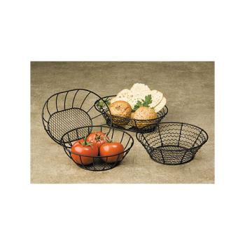 AMMSSB96 - American Metalcraft - SSB96 - Oblong Straight Sided Basket Product Image