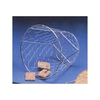 AMMWIR1 - American Metalcraft - WIR1 - Round Chrome Chix Wire Basket Product Image