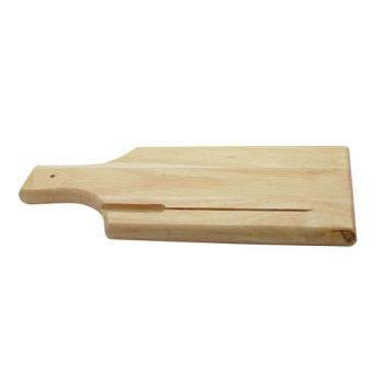 86128 - Winco - WCB-125 - 12 in x 5 in x 3/4 in Bread/Cheese Board Product Image