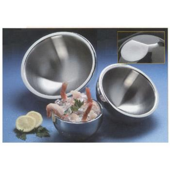 AMMAB8 - American Metalcraft - AB8 - 54 oz Angled Double Wall Bowl Product Image