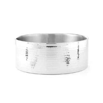 AMMDWBH10 - American Metalcraft - DWBH10 - 156 oz Hammered Double Wall Bowl Product Image