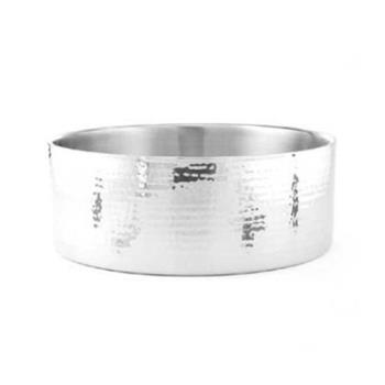 AMMDWBH14 - American Metalcraft - DWBH14 - 338 oz Hammered Double Wall Bowl Product Image