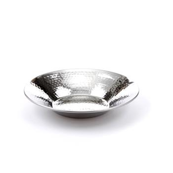 AMMHMRD08 - American Metalcraft - HMRD08 - 8 1/2 in Round Hammered Stainless Steel Bowl Product Image