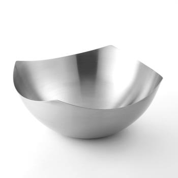 AMMSB7 - American Metalcraft - SB7 - 11 in Solid Stainless Steel Serving Bowl Product Image