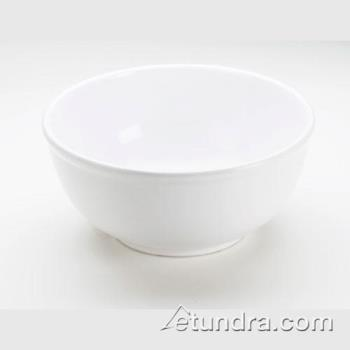CLM4181015 - Cal-Mil - 418-10-15 - 10 in Round White Melamine Bowl Product Image