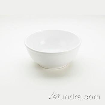 CLM418815 - Cal-Mil - 418-8-15 - 8 in Round White Melamine Bowl Product Image