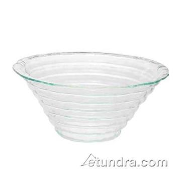 "GMDGL1305G - Cal-Mil - GL1305-43 - Glacier 12"" Round Green Tint Acrylic Bowl Product Image"