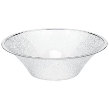 CAMBSB12176 - Cambro - BSB12 - Camwear® 4 Qt Bell-Shaped Pebbled Bowl Product Image