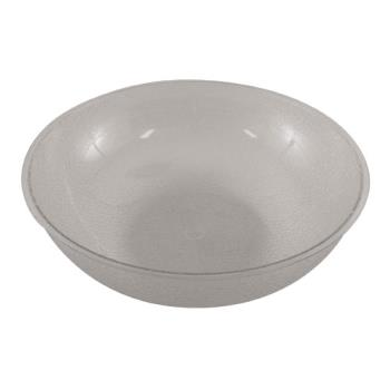 85732 - Cambro - PSB15176 - 15 in Clear Camwear® Pebbled Bowl Product Image