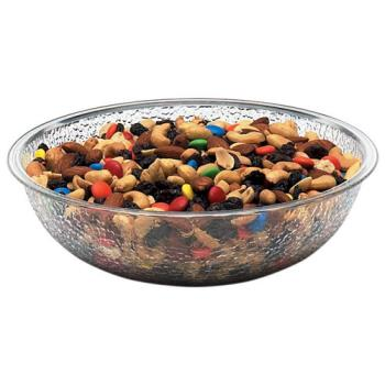 "75320 - Cambro - PSB8 - Camwear® 8"" Clear Pebbled Bowl Product Image"