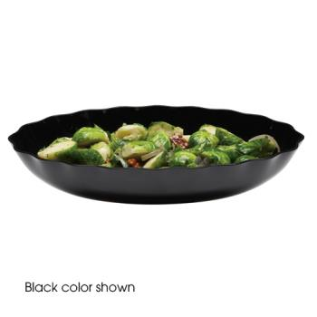 CAMSFV1015110 - Cambro - SFV1015110 - ShowFest® 3 Qt Black Oval Bowl Product Image