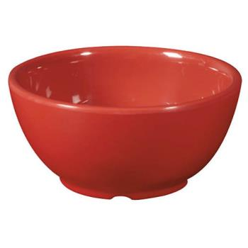 81397 - GET Enterprises - B-45-CR - Diamond Harvest™ 10oz Cranberry Bowl Product Image