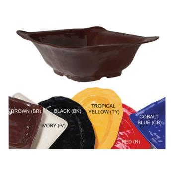 GETML131BR - GET Enterprises - ML-131-BR - New Yorker Brown 4.25 qt Flare Bowl Product Image