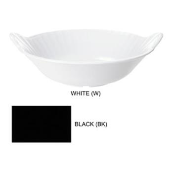 GETML95BK - GET Enterprises - ML-95-BK - Siciliano Black 4 qt Handle Bowl Product Image