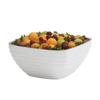 VOL4763250 - Vollrath - 4763250 - 1.8 qt Pearl White Serving Bowl Product Image