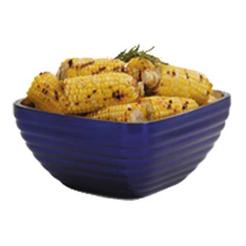 VOL4763425 - Vollrath - 4763425 - 3.2 qt Cobalt Blue Serving Bowl Product Image