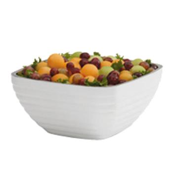 VOL4763450 - Vollrath - 4763450 - 3.2 qt Pearl White Serving Bowl Product Image