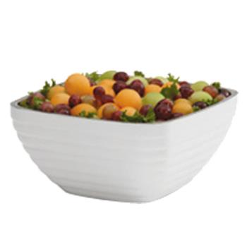 VOL4763550 - Vollrath - 4763550 - 5.2 qt Pearl White Serving Bowl Product Image