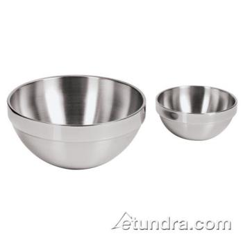 "WOR4296114 - World Cuisine - 42961-14 - 5 1/2"" Round Stainless Bowl Product Image"