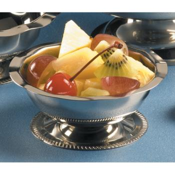 AMM5000 - American Metalcraft - 5000 - 5 oz Stainless Steel Footed Sherbet Dish Product Image