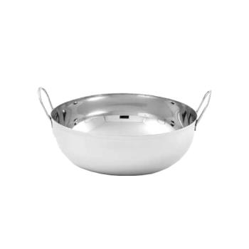 AMMBD93 - American Metalcraft - BD93 - 9 in Stainless Steel Balti Serving Dish Product Image