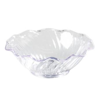 CFS453107 - Carlisle - 453107 - 5 oz Clear Tulip Berry Dish Product Image
