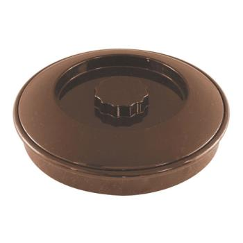 86226 - Carlisle - 47001 - 7 1/2 in Brown Tortilla Server With Lid Product Image