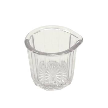 58721 - GET Enterprises - SP-2000-CL - 2 oz Clear Plastic Ramekin Product Image
