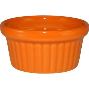 ITWRAMF2O - ITI - RAMF-2-O - 2 oz Orange fluted ramekin Product Image