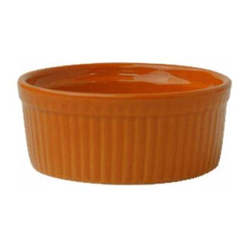 ITWRAMF3O - ITI - RAMF-3-O - 3 oz Orange fluted ramekin Product Image