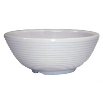 TABRAM4RB - Tablecraft - RAM4RB - 4 oz Bone Ribbed Ramekin Product Image