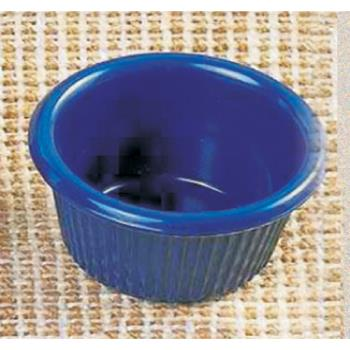 THGML507CB - Thunder Group - ML507CB1 - 2 1/2 in - 1.5 oz Cobalt Blue Fluted Ramekin Product Image