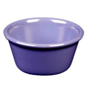 "THGML536BU - Thunder Group - ML536BU - 2 7/8""- 2 oz. Purple Smooth Ramekin Product Image"