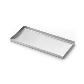 AMMST10 - American Metalcraft - ST10 - 10 in x 4 1/2 in Stainless Steel Tray Product Image