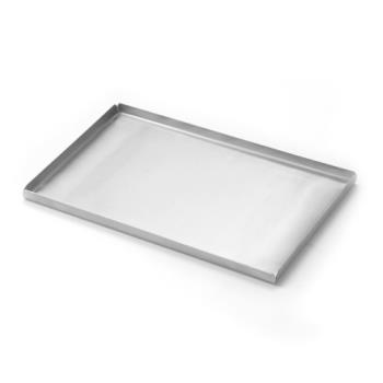 AMMST12 - American Metalcraft - ST12 - 12 in x 8 1/4 in Stainless Steel Tray Product Image