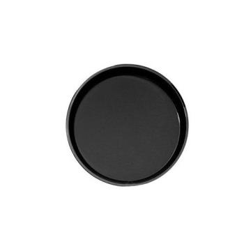 75292 - Cambro - 1400CT - Camtread 14 in Round Black Serving Tray Product Image