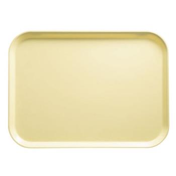 75205 - Cambro - 1418536 - 14 in x 18 in Lemon Chiffon Camtray® Product Image
