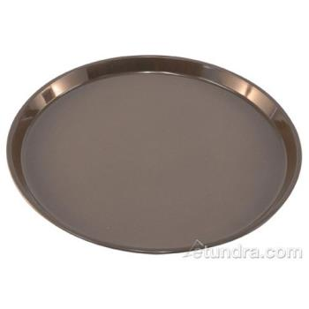 86361 - Carlisle - 1600GL076 - 16 1/2 in GripLite® Round Tan Serving Tray Product Image